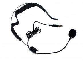 Imagem - Microfone headset para sistema sem fio com conector mini-XLR | IB-01 | JWL - IB-01