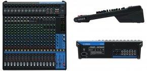 Imagem - Mesa de som analógica com 20 canais | 12 mono / mic. (Max. 16) + 4 estéreo | MG20 | Yamaha