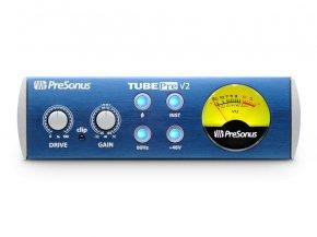 Imagem - Pré-amplificador valvulado Classe A XMAX com 1 entrada mic / instrumento | Presonus | TubePre V2 - TUBEPREV2
