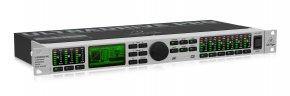 Imagem - Processador digital 3 in e 6 out, Compressor, EQs e taxa de 24-bits/96 kHz | Behringer | DCX2496 - DCX2496
