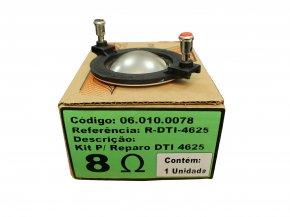 Imagem - Reparo para Driver DTI 4625 em 8 ohms | Oversound | R-DTI-4625 - RDTI4625