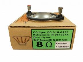 Imagem - Reparo para Driver DTI 7652, 7653, 3850 em 8 ohms | Oversound | R-DTI-76XX  - RDTI7653