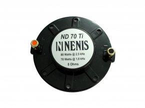 Imagem - Reparo para Driver Titânio ND70TI Nenis em 8 ohms de 70 a 80 Watts | Nenis | RND70 - RND70