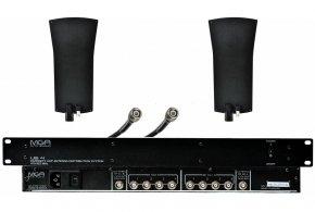 Imagem - Sistema de distribuição RF para microfone UHF de 470 ~ 952 MHz | MGA Pro Audio | US-4 5050 A-2 - US4-5050-A2