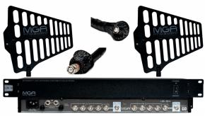 Imagem - Sistema de distribuição RF para microfone UHF de 470 ~ 952 MHz | MGA Pro Audio | US-5 2100 A-1 - US5-2100-A1