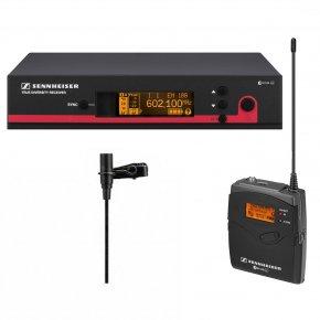 Imagem - Sistema de microfone sem fio com microfone de lapela | EW 112 G3 | Sennheiser - EW112G3