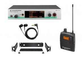 Imagem - Sistema de monitoração sem fio UHF com RF de 626-668 MHz | Sennheiser | ew 300 IEM G3 - EW300IEMG3