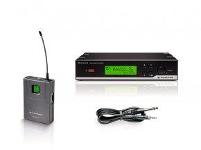 Imagem - Sistema sem fio para Instrumento de corda, UHF de A-548-572 Mhz | Sennheiser | XSW-72-A - XSW72