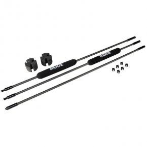 Imagem - Vara de Boom hiper leve para microfone pequeno, comprimento 80 cm a 2.40 metros | RODE | Micro Boompole Pro - MICROBPPRO