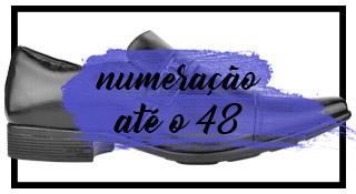 Numeração Masculina