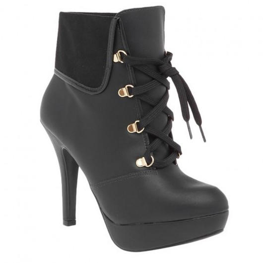 Ankle Boot Salto Agulha Vizzano - 3038112