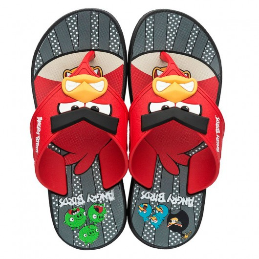 Chinelo Angry Birds Attack 21364