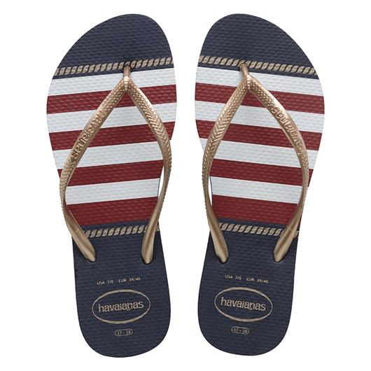 Chinelo Havaianas Slim Nautical 4137125