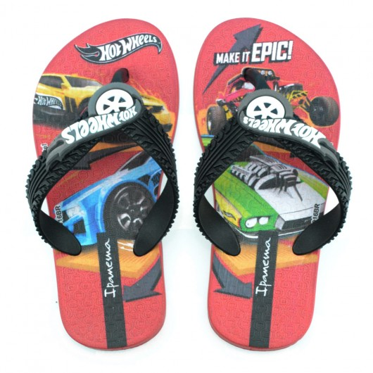 Chinelo Hot Wheels Tyre 28009