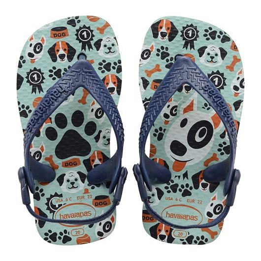 Chinelo Infantil Havaianas Baby Pets 4000418