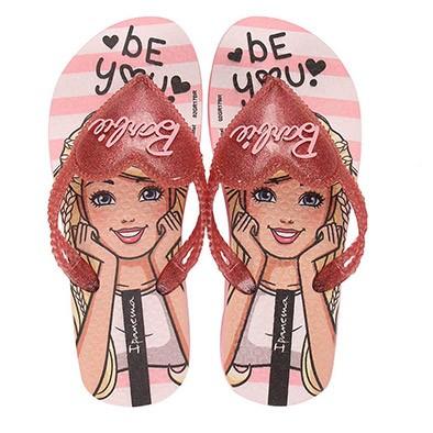 Chinelo Infantil Ipanema Barbie Be You 26080 - 23 ao 33