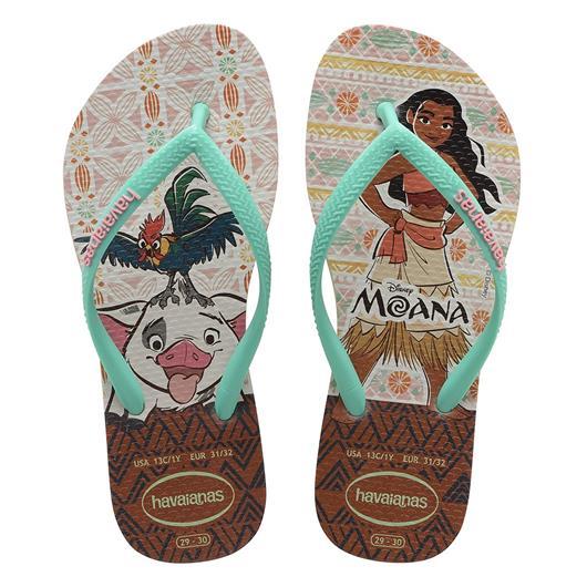 Chinelo Infantil Slim Moana Havaianas 4137890