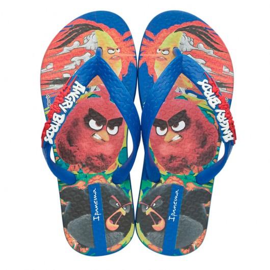 Chinelo Ipanema Infantil Angry Birds 25648