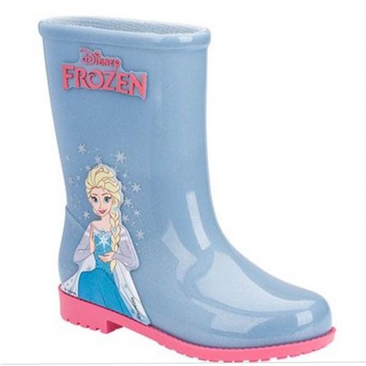 Bota Galocha Infantil Frozen Dreams 21561 - 23 ao 32