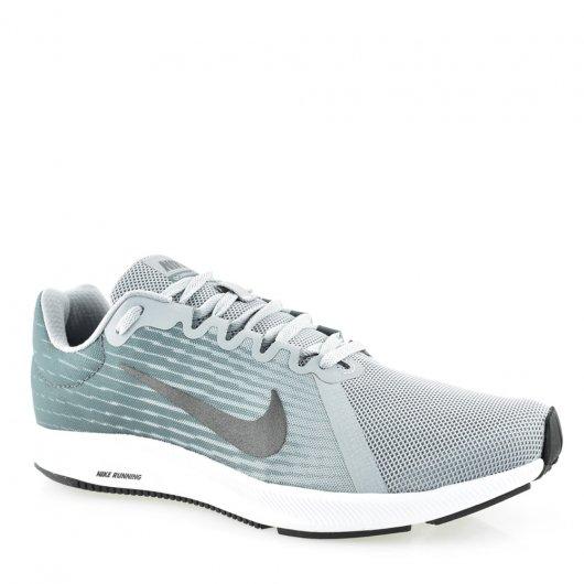 0547fd4e2e Tênis Masculino Nike Downshifter 8 - 908984-004 Cinza-Preto