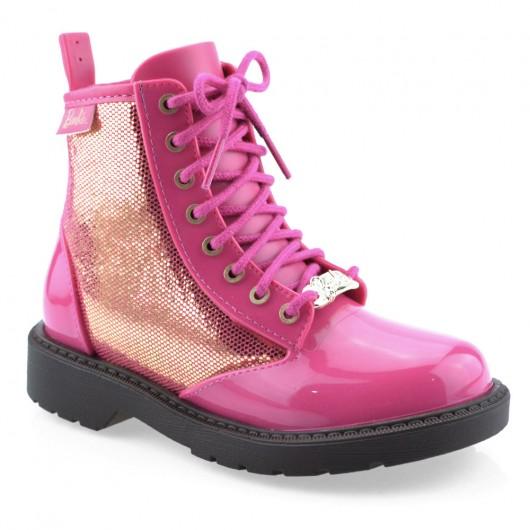 Coturno Infantil Fashion Girl Barbie - 21571