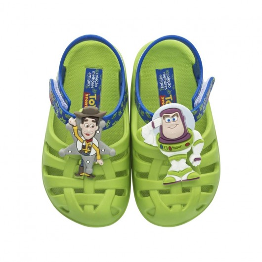 Sandalia Infantil Disney Buddies 21341