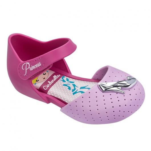 Sandalia Infantil Princesas Disney 21425