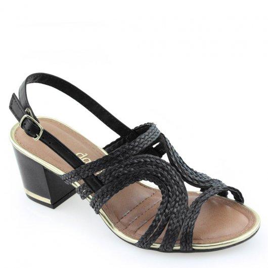 Sandalia Salto Medio Dakota Z1812