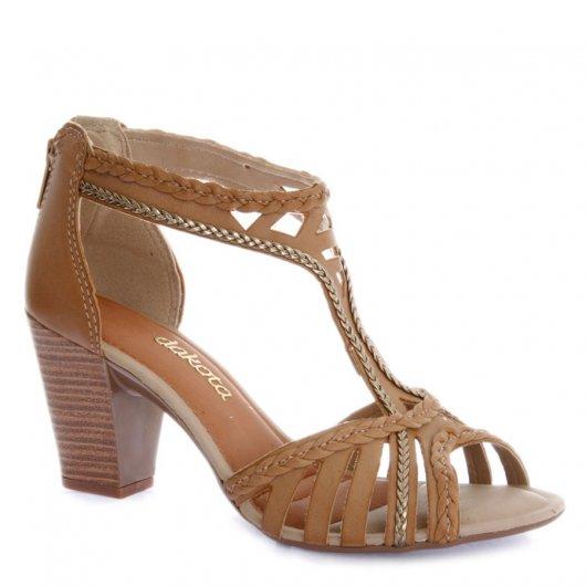 Sandalia Salto Medio Z0924