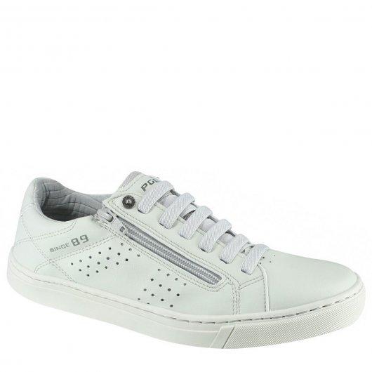 Sapatênis Pegada Branco - 70101-01