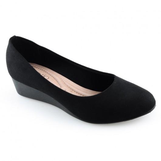 Sapato Anabela Beira Rio - 4796100 -