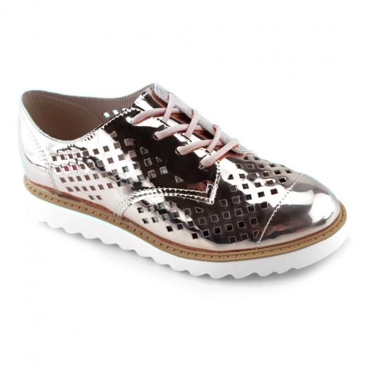 Sapato Oxford Molekinha furos - 2510103 -