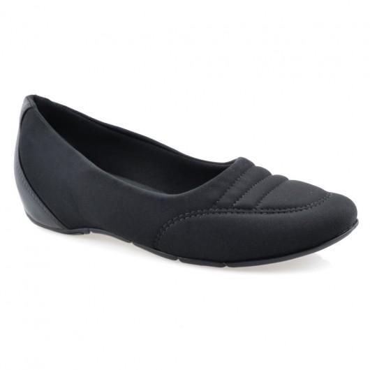 f75866c8e Sapato Ultrasoft Comfort Flex - 1746301 Preto   Godiva Calçados