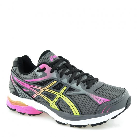 fd38554bfd Tenis Asics GEL Equation 9 - T072A.9407 Cinza-Pink