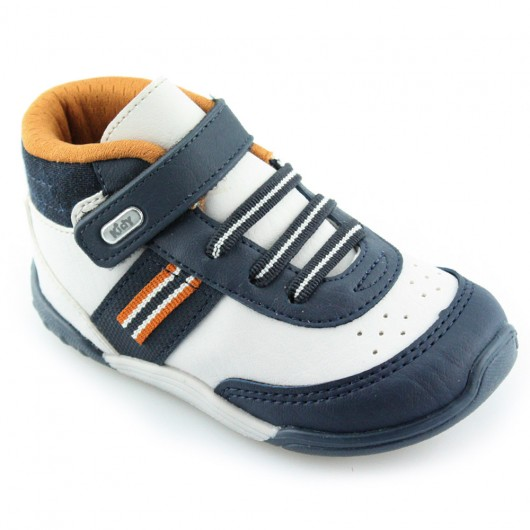 Tenis Infantil Cano Alto Kidy Baby Colors  - 18 ao 22 -