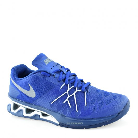 c0f531ff68a Tenis Training Nike Reax Lightspeed II - 852694 Royal-Cinza