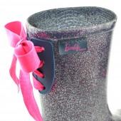 Bota Galocha Infantil Barbie  21390 - 25 ao 32 3