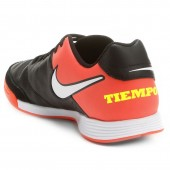 Chuteira Nike Tiempo Genio 2 Leather IC Futsal - 819215 3