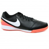 Chuteira Nike Tiempo Genio 2 Leather IC Futsal - 819215 2