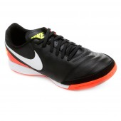 Chuteira Nike Tiempo Genio 2 Leather IC Futsal - 819215