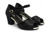 Sandalia Peep Toe Comfortflex 1675401 3