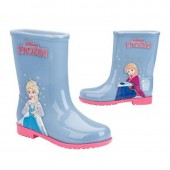 Bota Galocha Infantil Frozen Dreams 21561 - 23 ao 32 2