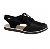 Sapato Oxford Cut Out Moleca 5409100