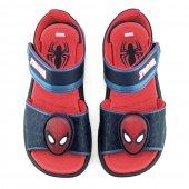 59c6e1ac10 Sandália Infantil Homem Aranha Spider Led 21736 - 23 ao 34 Azul ...