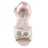 Sandalia Rasteira Infantil Klin Anne Baby - 131019 - 2