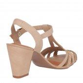 Sandalia Salto Medio Dakota Z0921 2