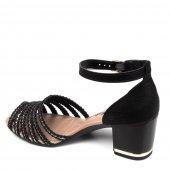 Sandalia Salto Medio Dakota Z1511 2