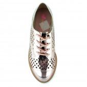 Sapato Oxford Molekinha furos - 2510103 -  2
