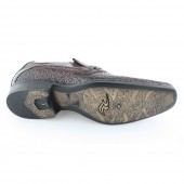 Sapato Social Rafarillo Microfuros Geométricos - 79268 -