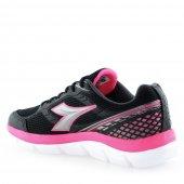 24bf20d64a0 Tênis Diadora Strong W Preto-Pink